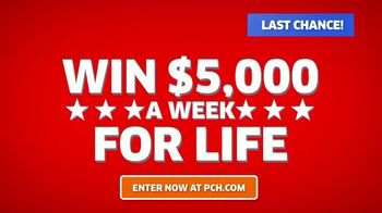 Publishers Clearing House TV Spot, 'Last Chance: Criss-Crossing the Country' - Thumbnail 8