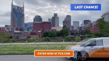 Publishers Clearing House TV Spot, 'Last Chance: Criss-Crossing the Country' - Thumbnail 2