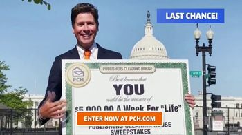 Publishers Clearing House TV Spot, 'Last Chance: Criss-Crossing the Country' - Thumbnail 3