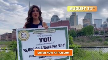 Publishers Clearing House TV Spot, 'Last Chance: Criss-Crossing the Country' - Thumbnail 4