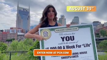 Publishers Clearing House TV Spot, 'Last Chance: Criss-Crossing the Country' - Thumbnail 5