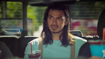 Sonic Drive-In Shark Week Slush TV Spot, 'Discovery Channel: Counting Sharks'
