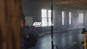 Optimum Nutrition Gold Standard 100% Whey Protein TV Spot, 'Bringing Your Best' - Thumbnail 2