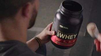 Optimum Nutrition Gold Standard 100% Whey Protein TV Spot, 'Bringing Your Best' - Thumbnail 5