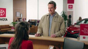 Toyota Service Centers TV Spot, 'Carpenter' [T2]