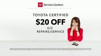 Toyota Service Centers TV Spot, 'Carpenter' [T2] - Thumbnail 9
