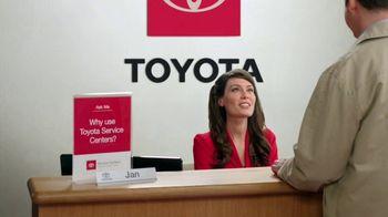 Toyota Service Centers TV Spot, 'Carpenter' [T2] - Thumbnail 2