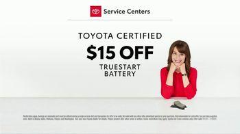 Toyota Service Centers TV Spot, 'Carpenter' [T2] - Thumbnail 8