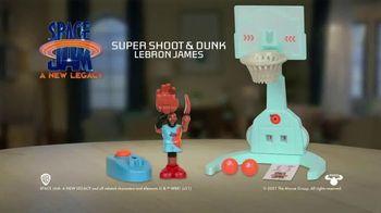 Space Jam: A New Legacy Super Shoot & Dunk LeBron James TV Spot, 'Way Downtown' - Thumbnail 10