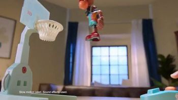 Space Jam: A New Legacy Super Shoot & Dunk LeBron James TV Spot, 'Way Downtown' - Thumbnail 2