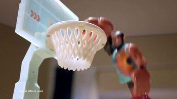 Space Jam: A New Legacy Super Shoot & Dunk LeBron James TV Spot, 'Way Downtown' - Thumbnail 3