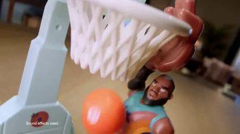 Space Jam: A New Legacy Super Shoot & Dunk LeBron James TV Spot, 'Way Downtown' - Thumbnail 4