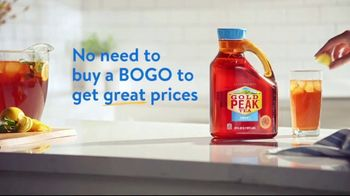 Walmart TV Spot, 'Smartest Shoppers: No Need for a BOGO'