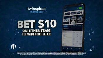 TwinSpires Sportsbook TV Spot, 'NBA Finals: Bet $10, Earn $200 in Free Bets' - Thumbnail 4