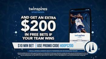 TwinSpires Sportsbook TV Spot, 'NBA Finals: Bet $10, Earn $200 in Free Bets' - Thumbnail 6