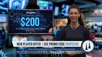 TwinSpires Sportsbook TV Spot, 'NBA Finals: Bet $10, Earn $200 in Free Bets' - Thumbnail 7