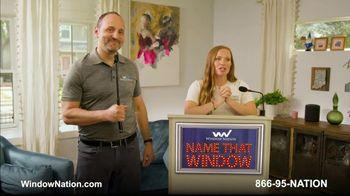 Window Nation TV Spot, 'Talking Windows: Name That Window' Featuring Mina Hawk