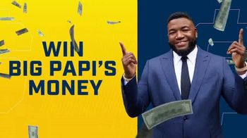 FOX Bet Super 6 TV Spot, '2021 All Star Game: Win $10,000' Featuring David Ortiz - 117 commercial airings