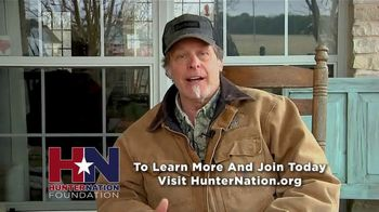 Hunter Nation TV Spot, 'We the People' Featuring Ted Nugent