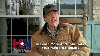 Hunter Nation TV Spot, 'We the People' Featuring Ted Nugent - Thumbnail 5