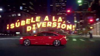 Honda Civic TV Spot, 'Súbele a la diversión' [Spanish] [T1]