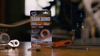 DAP Tank Bond TV Spot, 'Easy' - Thumbnail 1