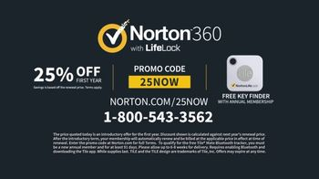 Norton 360 With LifeLock TV Spot, 'Unsafe' - Thumbnail 10