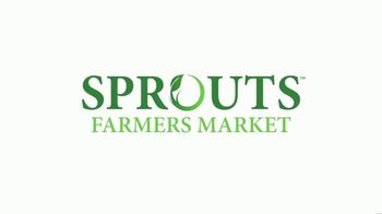 Sprouts Farmers Market TV Spot, 'Everything You Love About a Farmers Market: $5 Off' - Thumbnail 1