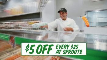 Sprouts Farmers Market TV Spot, 'Everything You Love About a Farmers Market: $5 Off' - Thumbnail 10