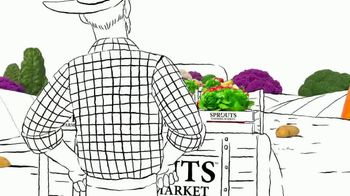 Sprouts Farmers Market TV Spot, 'Everything You Love About a Farmers Market: $5 Off' - Thumbnail 2