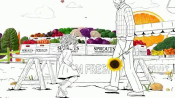 Sprouts Farmers Market TV Spot, 'Everything You Love About a Farmers Market: $5 Off' - Thumbnail 3