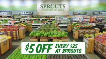 Sprouts Farmers Market TV Spot, 'Everything You Love About a Farmers Market: $5 Off' - Thumbnail 7