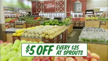 Sprouts Farmers Market TV Spot, 'Everything You Love About a Farmers Market: $5 Off' - Thumbnail 8