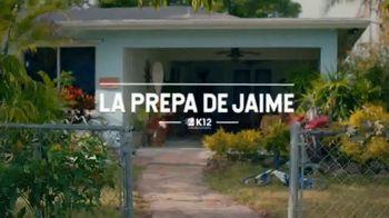 K12 TV Spot, 'La prepa de Jaime' [Spanish]