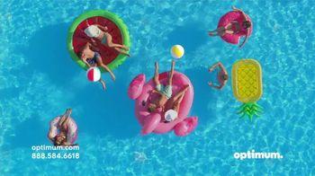 Optimum Hottest Summer Sale TV Spot, 'Blazing Fast Internet'