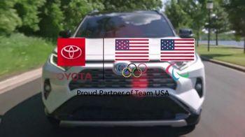 Toyota TV Spot, 'Dear Freedom: Team USA' [T2] - Thumbnail 9