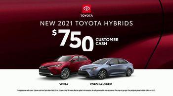 Toyota TV Spot, 'Dear Freedom: Team USA' [T2] - Thumbnail 7