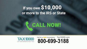 TAX10000 TV Spot, 'Reduce Your Tax Bill' - Thumbnail 8