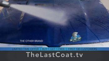 The Last Coat TV Spot, 'New Formula for $39.97' - Thumbnail 7
