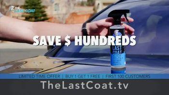 The Last Coat TV Spot, 'New Formula for $39.97' - Thumbnail 8