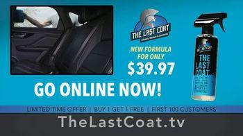 The Last Coat TV Spot, 'New Formula for $39.97' - Thumbnail 9
