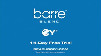 Beachbody Barre Blend TV Spot, '14-Day Free Trial' - Thumbnail 9