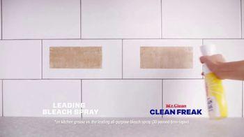 Mr. Clean Clean Freak TV Spot, 'Deep Clean in Minutes: Wipes' - Thumbnail 4