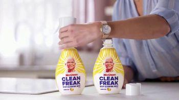Mr. Clean Clean Freak TV Spot, 'Deep Clean in Minutes: Wipes' - Thumbnail 8