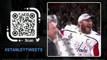 The National Hockey League (NHL) TV Spot, 'QR Code: Winning the Stanley Cup' - 23 commercial airings