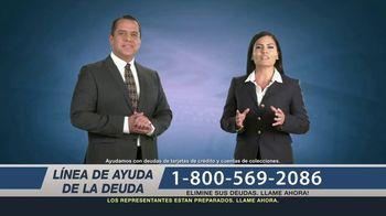 Thomas Kerns McKnight TV Spot, 'Línea de ayuda de la deuda' [Spanish]