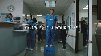 Western Governors University TV Spot, 'University of You: Flexibility'