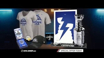 NHL Shop TV Spot, '2021 Official Cup Collection'