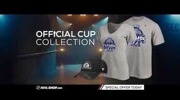 NHL Shop TV Spot, '2021 Official Cup Collection' - Thumbnail 3