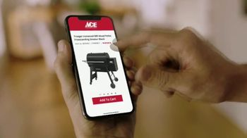ACE Hardware TV Spot, 'Free Assembly and Delivery: Grills' - Thumbnail 3